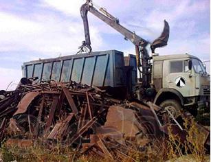 Вывоз металлолома из мо металлолом москва вывоз кузова автомобиля на металлолом в Ступино