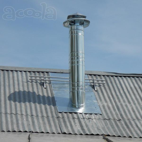 дымоходы каширский двор